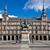 Madryt · Hiszpania · historyczny · budynków · noc · budynku - zdjęcia stock © sailorr