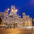 Madri · noite · cidade · Espanha · rua - foto stock © sailorr