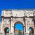 アーチ · ローマ · フォーラム · ローマ · イタリア · 表示 - ストックフォト © sailorr