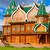 wooden palace in russia stock photo © sailorr