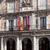 LA · híres · Madrid · Spanyolország · épület · fal - stock fotó © sailorr
