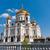 cathédrale · christ · Moscou · Nice · lanternes · Russie - photo stock © sailorr