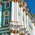 святой · колонки · дворец · квадратный · небе · искусства - Сток-фото © sailorr