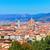 Floransa · Cityscape · İtalya · gökyüzü · Bina · şehir - stok fotoğraf © sailorr