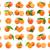 gyűjtemény · lédús · izolált · fehér · étel · narancs - stock fotó © sailorr