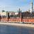 Moscou · Kremlin · Rússia · frio · inverno · noite - foto stock © sailorr