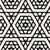 Vektor · schwarz · weiß · abstrakten · geometrischen - stock foto © samolevsky