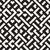 vektör · siyah · beyaz · geometrik · hatları · model - stok fotoğraf © samolevsky