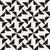 ベクトル · シームレス · 黒白 · 幾何学模様 · 抽象的な · デザイン - ストックフォト © Samolevsky