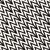 ジグザグ · 神経質な · ベクトル · シームレス · 黒白 - ストックフォト © Samolevsky