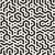 vektör · siyah · beyaz · diyagonal · labirent · hatları - stok fotoğraf © samolevsky