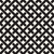 weave seamless pattern braiding background of intersecting stripes lattice black and white geometr stock photo © samolevsky