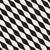 vector seamless black and white diagonal wavy lines pattern stock photo © samolevsky