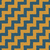 vector seamless blue yellow color hand drawn zigzag distorted step lines grungy chevron pattern stock photo © samolevsky
