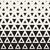 вектора · бесшовный · черно · белые · треугольник · сетке · шаблон - Сток-фото © samolevsky