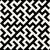 黒白 · 幾何学的な · ベクトル · 錯覚 · 現代 · 効果 - ストックフォト © samolevsky