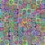 illustrazione · blu · strisce · pattern · luminoso - foto d'archivio © samolevsky