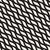 ベクトル · シームレス · 黒白 · 手描き · 対角線 · 波状の - ストックフォト © samolevsky