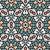 naadloos · behang · patroon · zwarte · Blauw - stockfoto © samolevsky