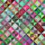 rosa · verde · blu · geometrica · abstract - foto d'archivio © samolevsky