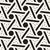 vektör · siyah · beyaz · star · hatları · ızgara - stok fotoğraf © samolevsky