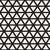 ベクトル · シームレス · 黒白 · レトロな · 幾何学的な · 行 - ストックフォト © samolevsky