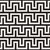 maze tangled lines contemporary graphic vector seamless black and white pattern stock photo © samolevsky