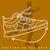 スポーツ · 靴 · テクスチャ · シルエット · 運動 - ストックフォト © samorodinov