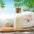 sel · de · mer · serviette · plage · brosse · santé · beauté - photo stock © sandralise