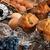 muffins · plaat · vers · zachte · focus - stockfoto © sandralise