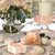 bruiloft · gunst · houten · steeg · decoratief - stockfoto © sandralise