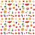 fruit seamless pattern background stock photo © sanjanovakovic
