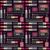 vector seamless pattern background with makeup objects 1 stock photo © sanjanovakovic