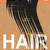 cabelo · poster · papel · fundo · vintage · moda - foto stock © sanjanovakovic