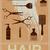 волос · плакат · бумаги · Vintage · моде · ретро - Сток-фото © sanjanovakovic