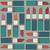 retro vector seamless pattern background with lipsticks 1 stock photo © sanjanovakovic