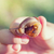 child holding little snail stock photo © sapegina