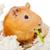 モルモット · 食べ · イチゴ · 眼 · 髪 · オレンジ - ストックフォト © sapegina