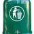 зеленый · мусорный · ящик · белый · пластиковых · закрыто · сумку - Сток-фото © saphira
