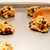 Spooning oatmeal raisin cookie dough onto a baking sheet stock photo © sarahdoow