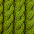 Closeup of green cable knitting stitch stock photo © sarahdoow