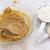 cuchara · de · madera · manteca · de · cacahuete · grasa · comer · bordo · frescos - foto stock © sarahdoow