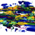 multicolored abstract streaks of paint stock photo © sarahdoow