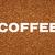 кофеин · текста · растворимый · кофе · написанный · текстуры · аннотация - Сток-фото © sarahdoow