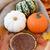 cukru · dynia · mini · pie · jesienią · klon - zdjęcia stock © sarahdoow