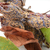 verschimmelt · Pflaume · Früchte · tot · Blätter - stock foto © sarahdoow