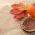 небольшой · тыква · пирог · осень · листьев - Сток-фото © sarahdoow