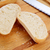 Closeup of a freshly cut bread roll stock photo © sarahdoow