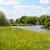 fiume · prato · Inghilterra - foto d'archivio © sarahdoow