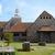 alle · kerk · kerkhof · gebouw · aanbidden · godsdienst - stockfoto © sarahdoow